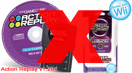 New Action Replay