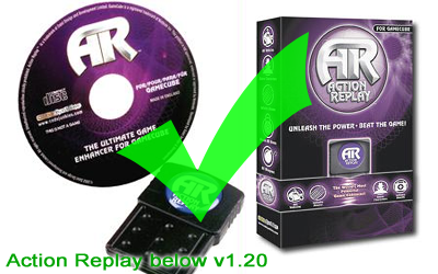 Old Action Replay
