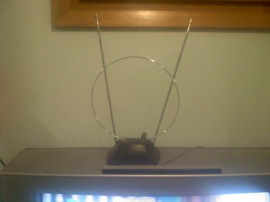 TV antennae
